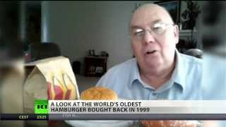 Can You Really Eat That? The Tale Of The World's Oldest Hamburger