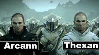 ARCANN und THEXAN: Die ewigen Zwillinge!