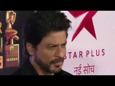 Star Screen Awards 2017 Red Carpet Full Video HD - Salman Khan,Shahrukh Khan
