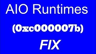 How to fix Aio runtime 7 zip error