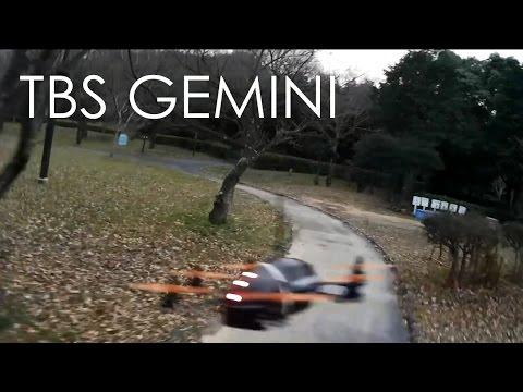 TBS GEMINI FPV Racing