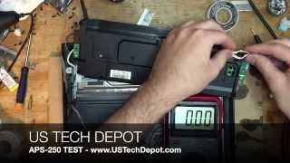 US TECH DEPOT - APS-250 / APS-270 PSU TEST