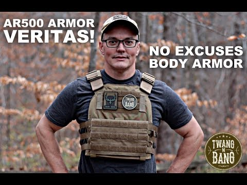 Veritas Plate Carrier! Full Featured Body Armor, No Excuses Price