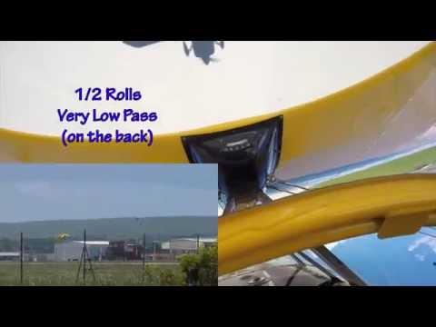 OM-PIT acrobatics PITTS S-2C