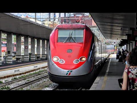 Trenitalia ETR 500 - Firenze S.M.N. To Venezia S.Lucia *Full Journey*