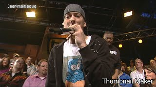 "Eminem bei Tv Total ""We Made You"" LIVE"