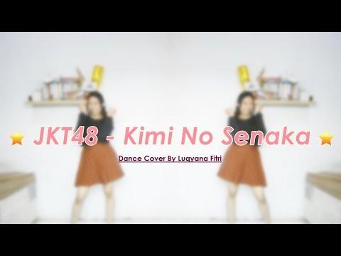 JKT48 - Kimi No Senaka Dance Cover #JKT48dancecover