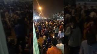 Delhi me diwali ki bheed 2017