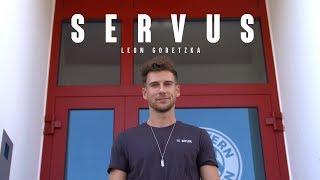 Fortnite Player, Family Man & Sherlock Holmes Fan | Servus, Leon Goretzka | FC Bayern