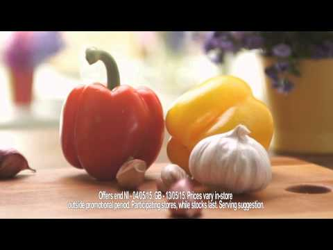 SPAR UK TV Ad - Fresh Fruit & Veg Offers