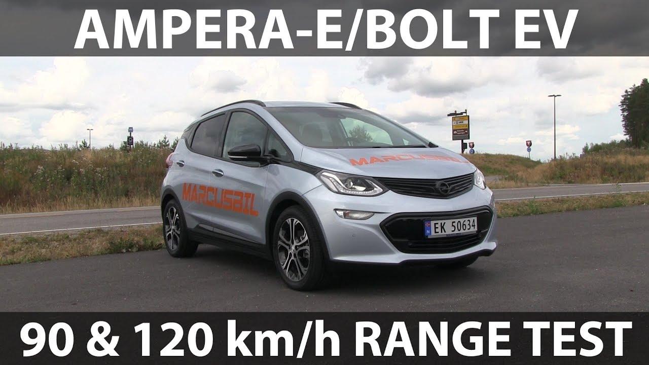 Opel Ampera Test