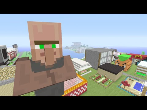 Minecraft Xbox: Fred Runs Away [206]