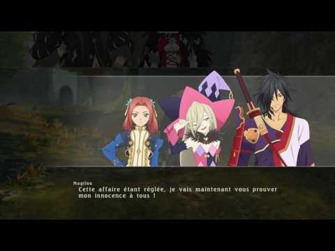 Let's play Tales of Berseria partie 37 [Le nouvel artes de l'abbaye]