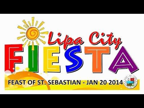 Lipa City Fiesta 2014 Parade [HD]