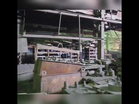 Второй литейный цех Майдаковского завода