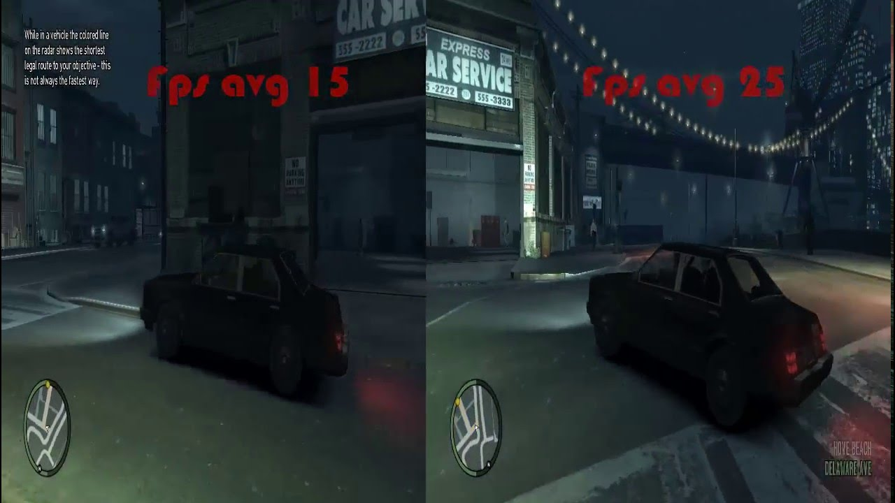 Patch 1 0 4 0 vs 1 0 7 0 GTA IV (download)