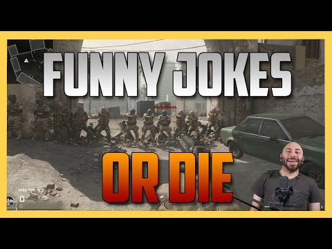 "Funny Jokes..OR DIE. ""Unplugged"" (An LOL Idol Episode)"