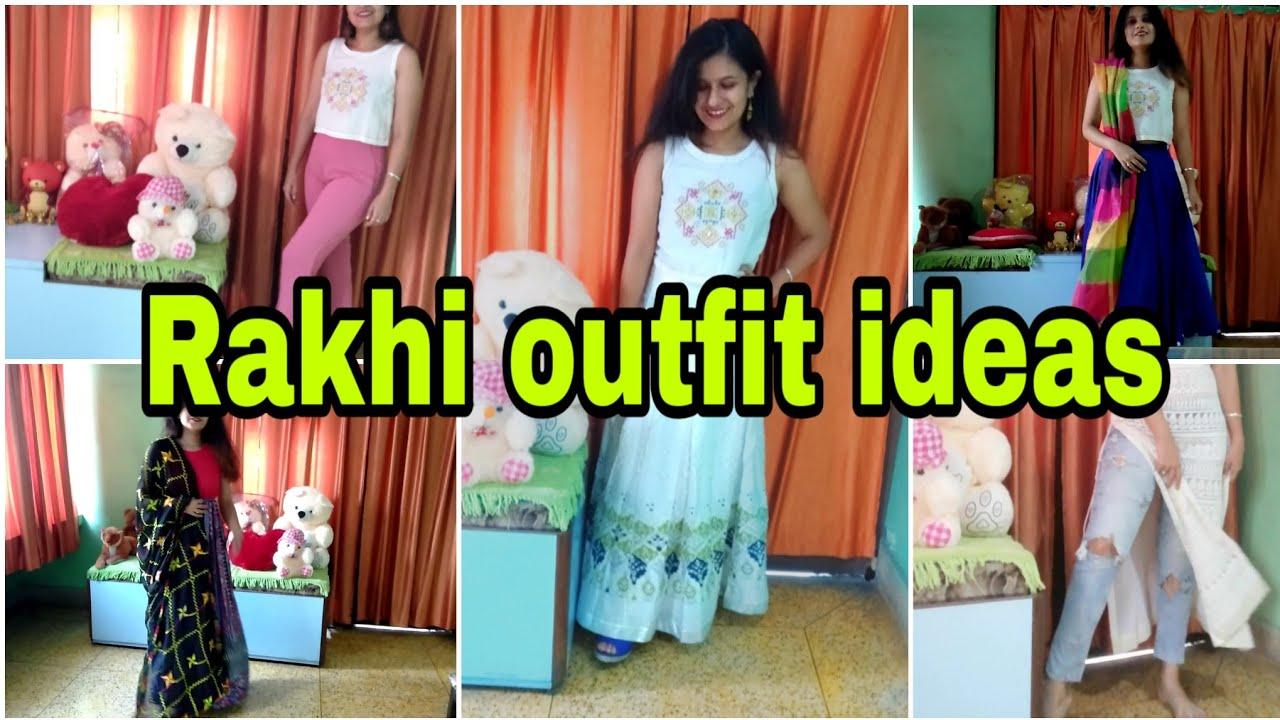 Rakhi Outfit Ideas 2019   Easy Looks For Rakshabandhan 1