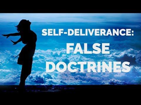 Deliverance from False Doctrines   Self-Deliverance Prayers