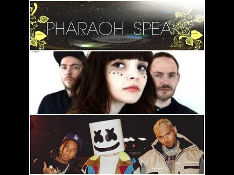 WHITE BAND CHVRCHES MAD AT DJ MARSHMELLO FOR DOING A SONG WITH CHRIS BROWN AND TYGA? Mp3
