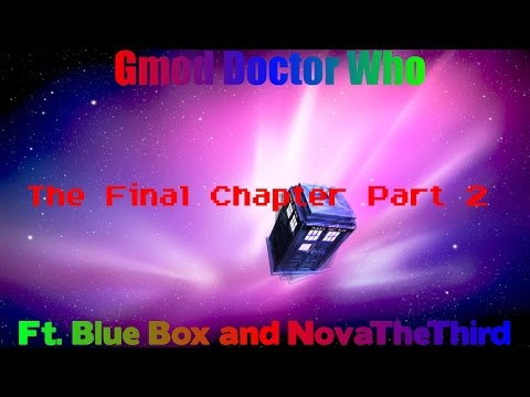 Gmod Doctor Who Season 4 | Episode 11 | The Final Chapter | Part 2/3