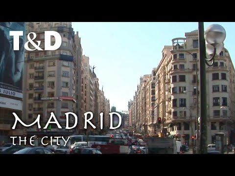 Madrid Tourist Guide: The City - Travel & Discover