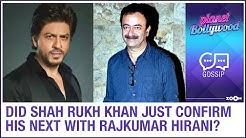 Did Shah Rukh Khan just HINT towards making a comeback with Rajkumar Hirani in #AskSRK session?