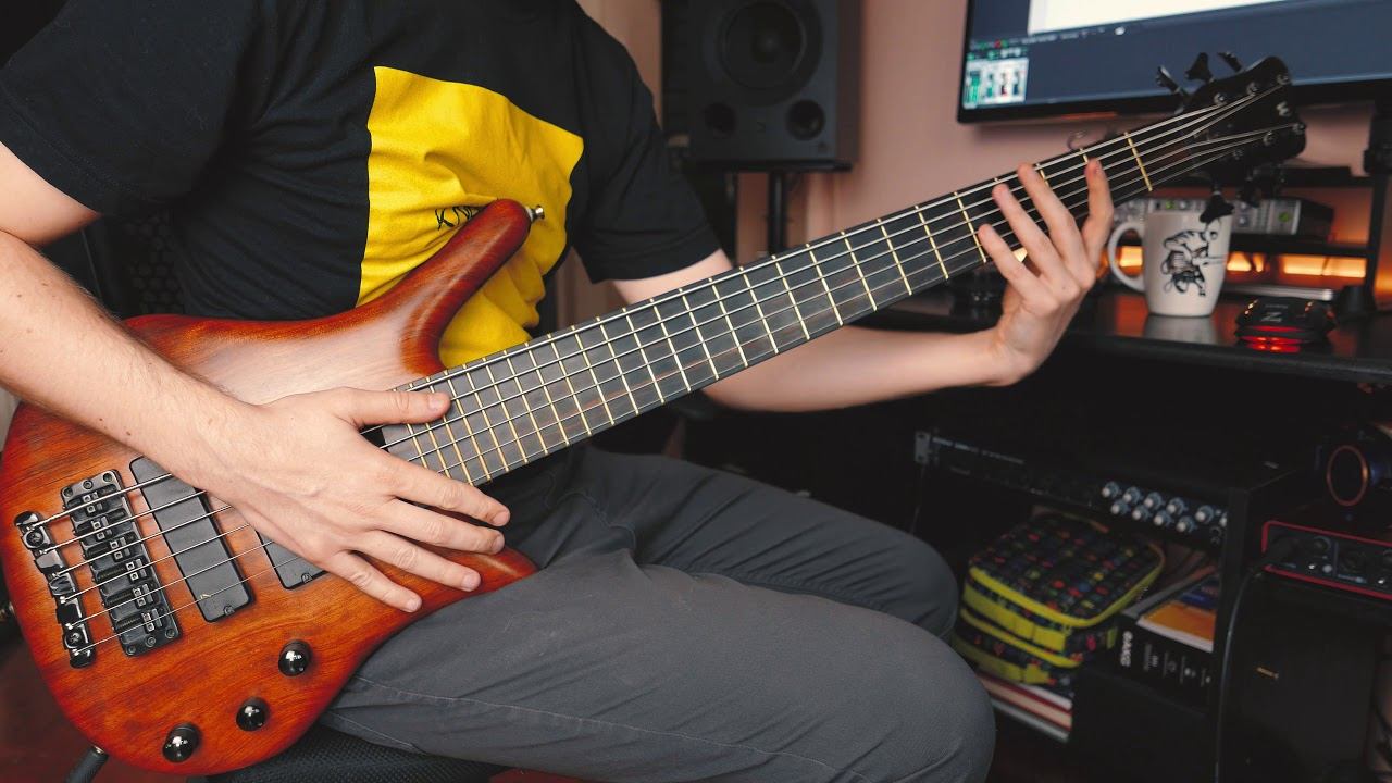 warwick thumb nt 6 string bass slap groove youtube. Black Bedroom Furniture Sets. Home Design Ideas