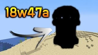 NEW Minecraft UPDATE 1.14 18w47a // Pillager Outpost?!..