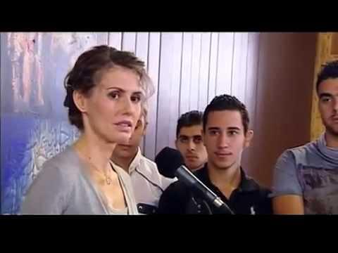 السيدة أسماء الأسد ... والمتميّزون