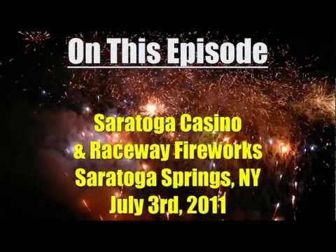 Saratoga Casino & Raceway 3rd of July Spectacular 2011 (Saratoga Springs, NY)