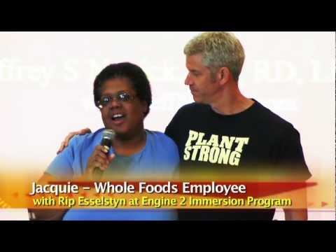Jacquie Says Goodbye to Diabetes with Plant-based Diet