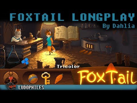 Foxtail - Early Access Playthrough / Longplay / Walkthrough (no commentary)