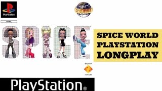 Spice World | Playstation Longplay