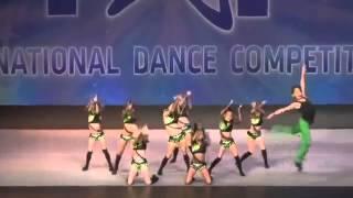 Dance Precisions   Scream   Shout