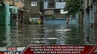 SONA: Mga lokal na pamahalaan, mas maagap daw ang naging paghahanda sa bagyo