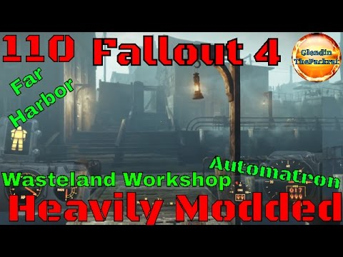 Fallout 4 Episode 110 Harbor Grand Hotel Safe Room