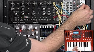 Radical Frequencies DPVCO 3/4: dynamic FM (LMS Eurorack Expansion Project)
