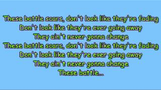 Battle Scars Guy Sebastian Feat. Lupe Fiasco Lyrics