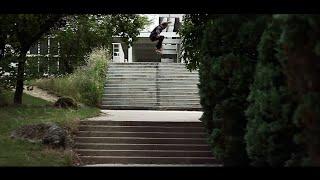 Florian Menoud - Okla skateshop & Barbar skateboard