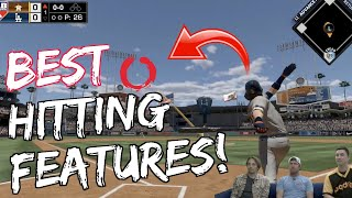 New Hitting Features Coming To MLB The Show 18! (PCI, Zone Hitting & Timing)