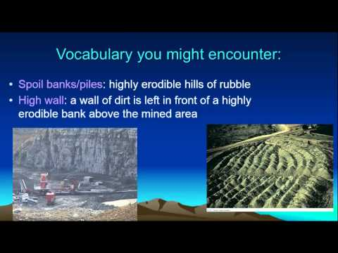 Unit 6, Lecture 2: Mineral Resources & Mining