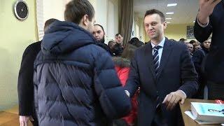 Сторонники рассказали Навальному, что Саратов — это дача Володина