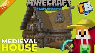 THE BASE BEGINS! | Truly Bedrock Season 2 [19] | Minecraft Bedrock Edition 1.16 SMP