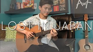 Shawn Mendes - Lost in Japan - Cover (fingerstyle guitar)
