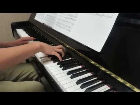 Proud of Your Boy - Aladdin - Piano