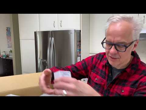 Unboxing Janome 4300 QDC. Men Can Sew!