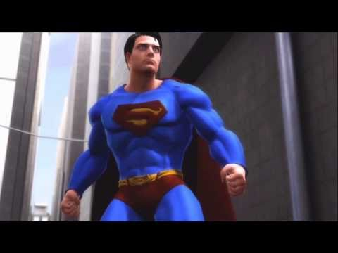 Superman Returns - The Videogame (Intro)