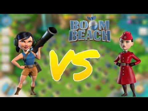 Boom Beach - ВОЕННАЯ ФАБРИКА 45 уровень / war factory 45 lvl ПРОХОЖДЕНИЕ