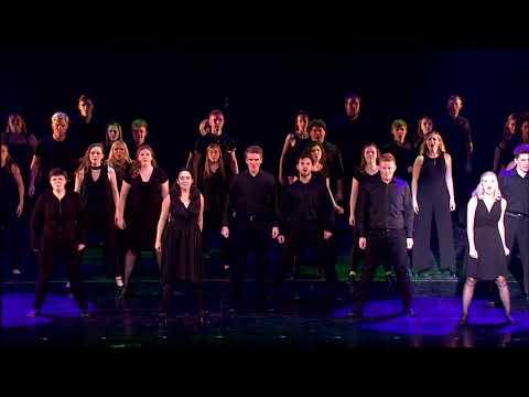 Upcoming: Iowa High School Musical Theater Awards Showcase
